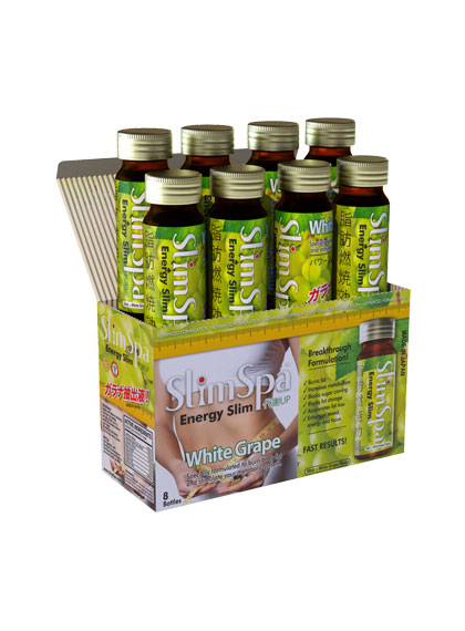 SlimSpa Energy Slim – White Grape